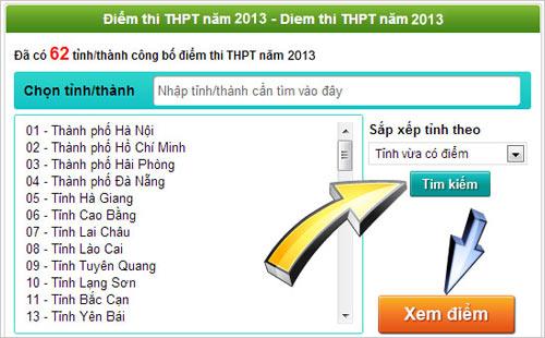 54 tỉnh, thành điểm tốt nghiệp THPT - 5