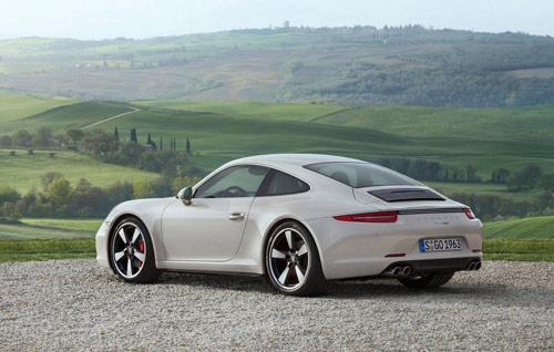 Porsche 911 bản đặc biệt giá 124.100 USD - 2