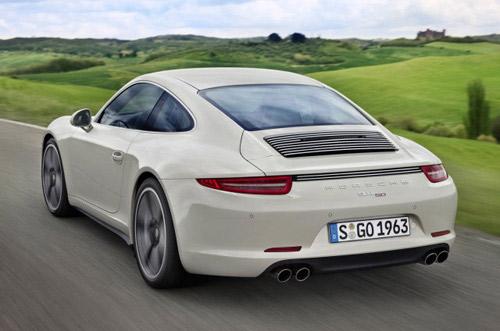 Porsche 911 bản đặc biệt giá 124.100 USD - 6
