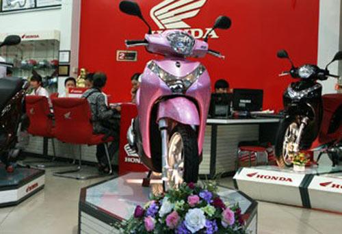 Honda SH Mode bị 'đội' giá từ 3-5 triệu đồng - 1