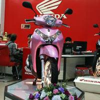 Honda SH Mode bị 'đội' giá từ 3-5 triệu đồng