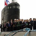 Tin tức trong ngày - Hoàn tất thử nghiệm tàu ngầm Hà Nội