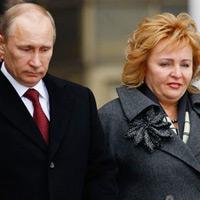 Tổng thống Putin ly dị vợ