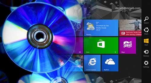 Hướng dẫn ghi CD Audio trong Windows 8 - 1