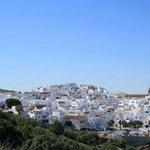 Du lịch - 'Thị trấn trắng' ở Tây Ban Nha