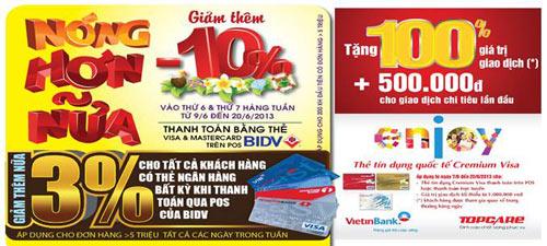 Topcare Minh Khai khuyến mãi lớn cho ngày mở cửa đầu tiên - 4
