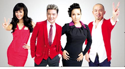 Hé lộ những bí mật của The Voice 2013, Ca nhạc - MTV, giong hat viet, giong hat viet 2013, the voice, vong giau mat, tap 2, Hong Nhung, My Linh, Mr Dam, Quoc Trung, Bang Kieu, thi sinh, am nhac, ca nhac