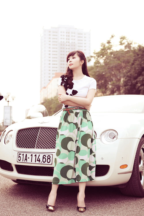 Cá sấu Quỳnh Nga quyến rũ bên Quang Hà, Ca nhạc - MTV, ca sau quynh nga, quang ha, bo anh moi, ha noi, ca nhac, ca sy, ngoi sao