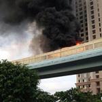 Tin tức trong ngày - Cháy xe bus ở TQ là một vụ trọng án