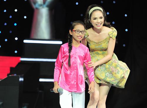Cô bé 10 tuổi khiến Hiền Thục bật khóc - 3
