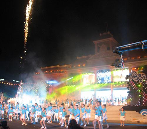 Festival biển Nha Trang: Ấn tượng Trường Sa - 1
