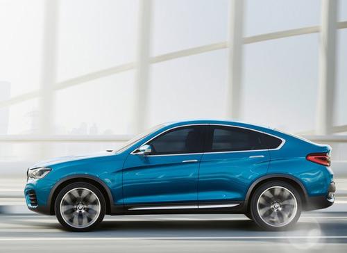 """BMW X4 """"chất thép"""" của người Đức - 4"""