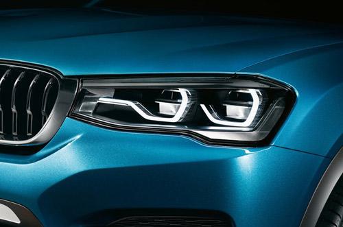 """BMW X4 """"chất thép"""" của người Đức - 7"""