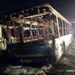 Tin tức trong ngày - Cháy xe bus 47 người chết ở TQ: Do tự thiêu