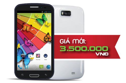 Smartphone cấu hình khủng tầm giá 3,5 triệu - 5