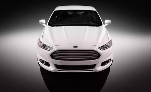 Ford Fusion 2014 động cơ mới sắp ra mắt - 2