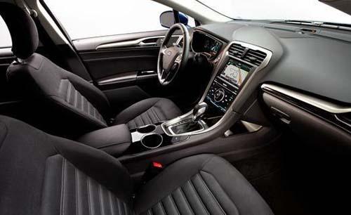 Ford Fusion 2014 động cơ mới sắp ra mắt - 3