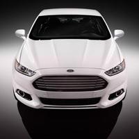 Ford Fusion 2014 động cơ mới sắp ra mắt