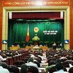 Tin tức trong ngày - Quốc hội lấy phiếu tín nhiệm 47 lãnh đạo