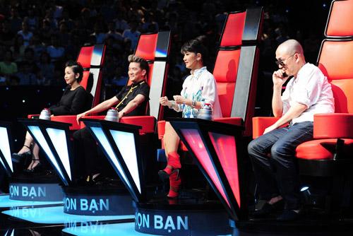 Tập 3 The Voice vẫn... chưa đã!, Ca nhạc - MTV, Giong hat Viet, giong hat Viet 2013, the voice, GHV, vong giau mat, doi dau, thi sinh, HLV, ngoi sao, tin tuc