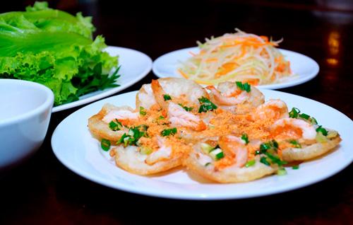 Ẩm thực Nam bộ: Bánh khọt Cô Ba Vũng Tàu - 1