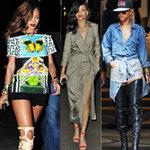"""Thời trang - Rihanna: """"Nữ quái"""" thời trang đường phố"""
