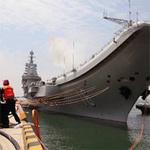 Tin tức trong ngày - Tàu sân bay Liêu Ninh lần đầu ra biển