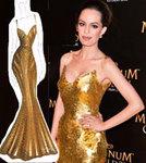 Thời trang - Sửng sốt trước váy vàng ròng 30 tỷ đồng