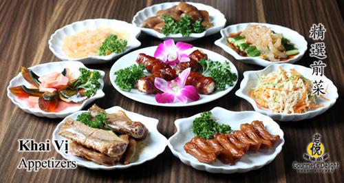 Thưởng thức ẩm thực tuyệt hảo tại Gourmet's Delight - 1