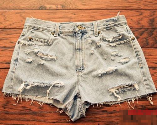 Tự tay làm quần jeans rách cực chất! - 6