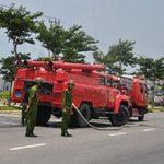Tin tức trong ngày - Chữa cháy, 8 cảnh sát PCCC ngộ độc