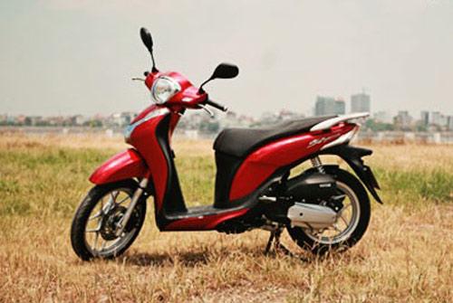 Honda SH Mode: Chẳng ngại đối thủ - 1
