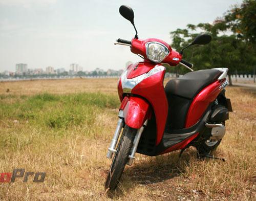 Honda SH Mode: Chẳng ngại đối thủ - 2