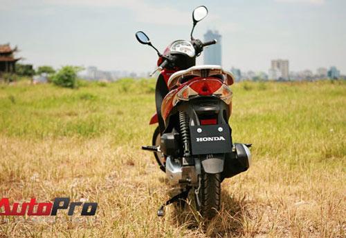 Honda SH Mode: Chẳng ngại đối thủ - 3