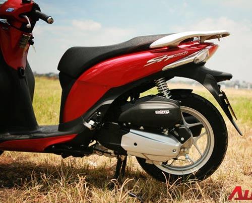 Honda SH Mode: Chẳng ngại đối thủ - 4