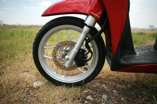 Honda SH Mode: Chẳng ngại đối thủ - 5