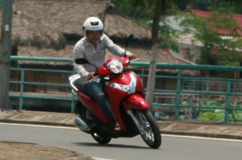 Honda SH Mode: Chẳng ngại đối thủ - 7