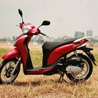 Honda SH Mode: Chẳng ngại đối thủ