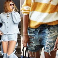 Tự tay làm quần jeans rách cực chất!
