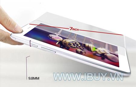 """Máy tính bảng 3G Hàn Quốc """"hút hàng"""", giá 129USD - 2"""