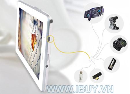 """Máy tính bảng 3G Hàn Quốc """"hút hàng"""", giá 129USD - 6"""