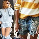Thời trang - Tự tay làm quần jeans rách cực chất!