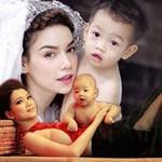 Sao ngoại-sao nội - Khoảnh khắc ngọt ngào của mẹ con sao Việt