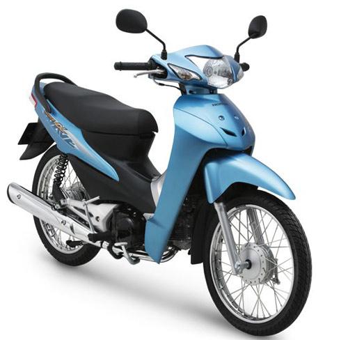 Honda tung Wave Alpha mới giá 17 triệu đồng - 2