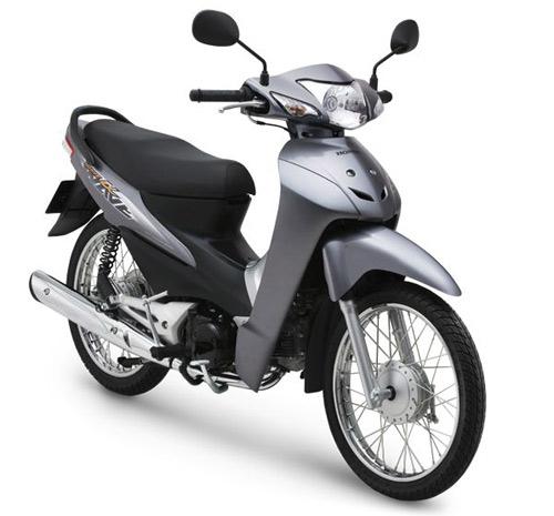 Honda tung Wave Alpha mới giá 17 triệu đồng - 4