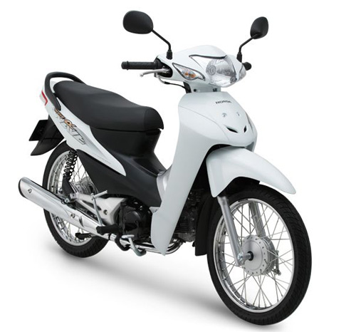 Honda tung Wave Alpha mới giá 17 triệu đồng - 6