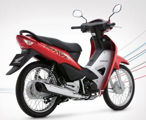 Honda tung Wave Alpha mới giá 17 triệu đồng - 8