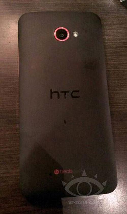 HTC Butterfly S màn hình 5 inch Full HD lộ ảnh - 3