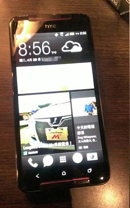 HTC Butterfly S màn hình 5 inch Full HD lộ ảnh - 4
