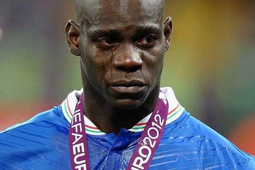 """Italia: Khi Balotelli """"khác người"""" - 1"""